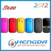 2012 S600 Super Low Price Dual SIM Mobile