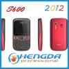 2012 S600 celular