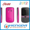 2012 S600 dual sim GSM TV mobile with JAVA