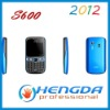 2012 S600 tv mobile phone