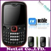 2012 Spreadtrum 6620 High Quality QWERTY Cheap TV Cell Phone