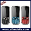 """2012 best low price cell phone u18 with 1.8"""" bluetoth MP3.MP4"""
