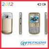 2012 c3 tv gprs mobile phone
