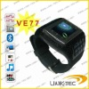 2012 cheap watch moible phones with bluetooth mp3 function