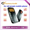2012 dual sim card cheap cellular phone for old people