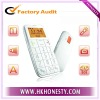 2012 dual sim card cheap phone for old people