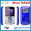 2012 forme mobile phones 3 sim mini 9800