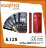 2012 just $10.50 China cheapest dual sim mobile phone k129