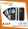 2012 just $10.50 cheappest chinese cell phone mobile phone k119