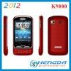 2012 k9000 mobile