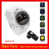 2012 latest fashion watch mobile phone single sim with bluetooth and CE certificate MQ998