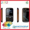 2012 low price 4 sim cards mobile phone t6