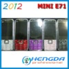 2012 manual mini e71 mobile phone