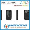 2012 mini c3 celular