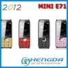 2012 mini e71 tv