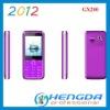 2012 mobile phone gx200
