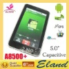 "2012 new arrival android cellphones dapend A8500+ 5.0"" Dpad capacitive touch with GPS WIFI TV"