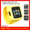 2012 newest hand watch mobile phone