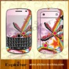 2012 promotional cellphone skin stickers for BB 9900