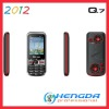 2012 q7 quad band tv mobile phone