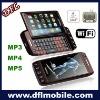 2012 slider wifi tv mobile phone t5000