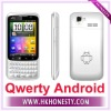 2012Cheapest qwerty keyboard touch screen cellular phone