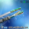24 awg internet Cable UTP Cat5e (Bare Copper 4Pairs*0.51mm)