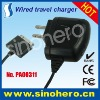 2A AC adapter charger for iPad--Wired home charger