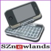 "3.2"" Dual SIM QWERTY WiFi TV Dapeng T3000 Mobile Phone"