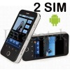 3.2'' Star A3000 smart phone android 2.2 dual sim standby touch screen WIFI TV