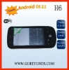 3.2 inch touch screen android smart phone