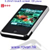3.2inch touch screen i9+++ cheap china phone