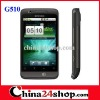 "3.5"" Android 2.3.4 Unlocked Dual Sim Quad Bands AGPS/Analog TV/WIFI Touch Screen Smart Cell Phone G510"