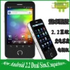 "3.5"" Capacitive Android 2.2 Smart Phone H2000"