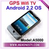 "3.5""GPS WiFi TV Smart Phone Android2.2"