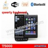 "3.5"" Slide Mobile Phone with QWERTY Keyboard T5000"