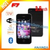 "3.5"" capacitive GSM mobile phone F7"