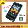 "3.5"" capacitive screen A7272 android mobile phone"