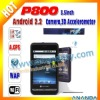 "3.5"" cell phone unlocked Android P800"