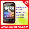 3.5 inch Cheap  Android 2.2 Mobile Phone