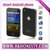 3.5 inch capacitive GPS smart phone touch screen 2.2 os GSM celular phone