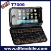 "3.6""touchs creen mobile phone t7000 with MP3 MP4 MSN"