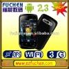 3.75G HSDPA7.2Mbps HSUPA5.76Mbps Smartphone with MT6573 GPS Wifi