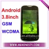 """3.8""""Android2.2 MSM7227 GSM WCDMA GPS Phone"""