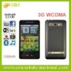 3.8 inch capacitive android 2.2 smartphone 3G mobile phone T9188