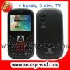 3 sim TV gsm mobile phones MAX-S8+