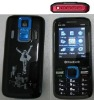 3 sim cards music mobile phone with TV