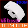 300M Wireless-N Wifi Repeater For Wireless Router