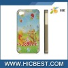 3D Cover / Skin Case for iPhone 4G