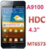3G Android 2.3 OS Mobile Phone A9100 GPS WIFI Dual Sim